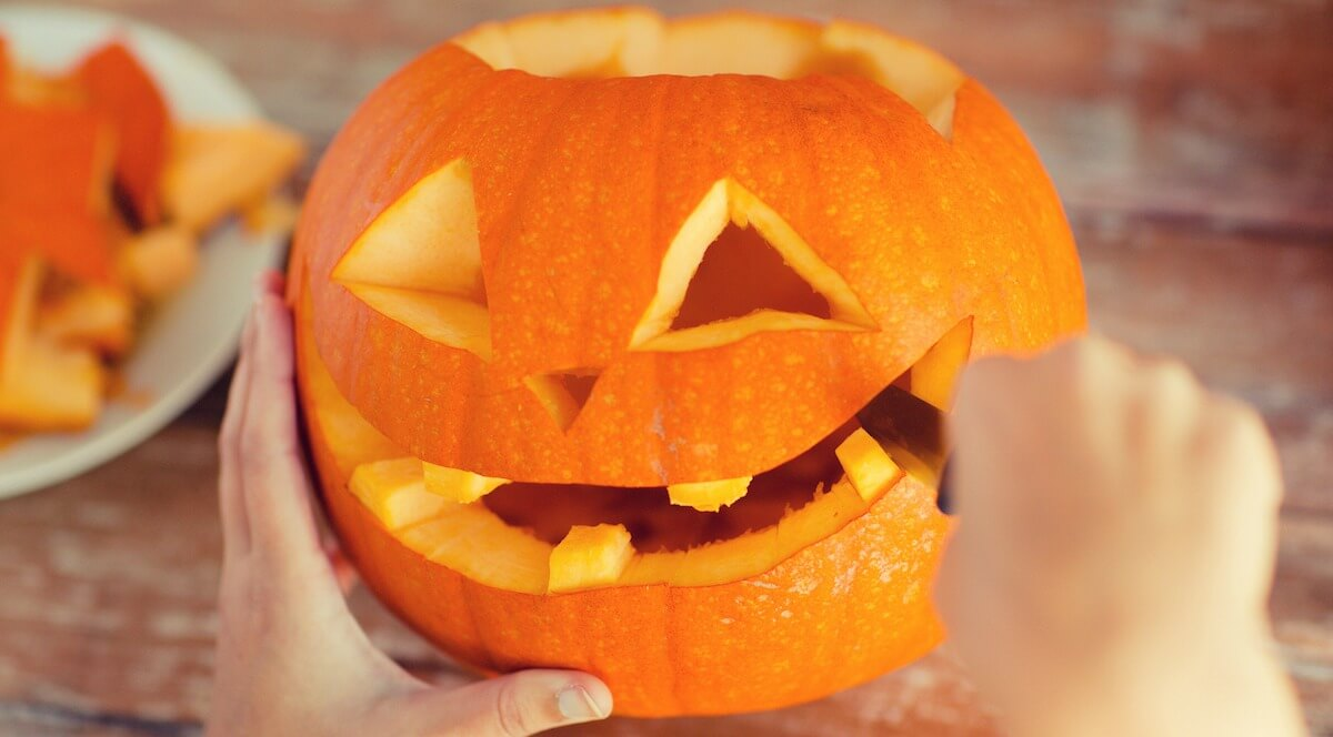 Free Pumpkin Carving Patterns - Over 100 to Choose FromLiving Rich ...