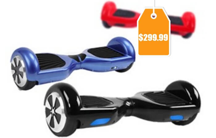 Self Balancing Electric Scooters 299 99 Orig 799 99