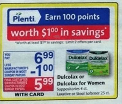 3 New Dulcolax Coupons Save 4 Deals At Kmart Rite