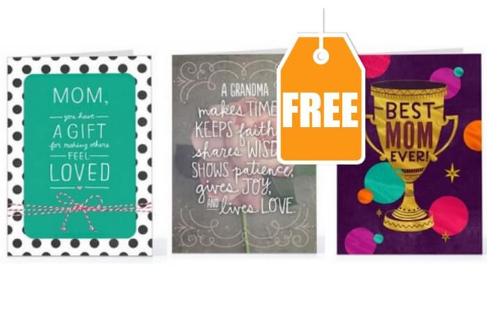 New 3 3 Hallmark Cards Cvs Coupon 3 Free Cards Living Rich With Coupons