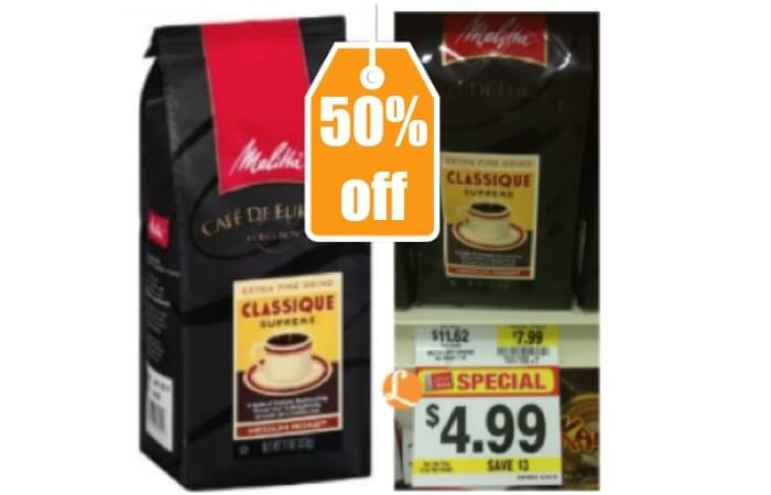 Coupons melitta