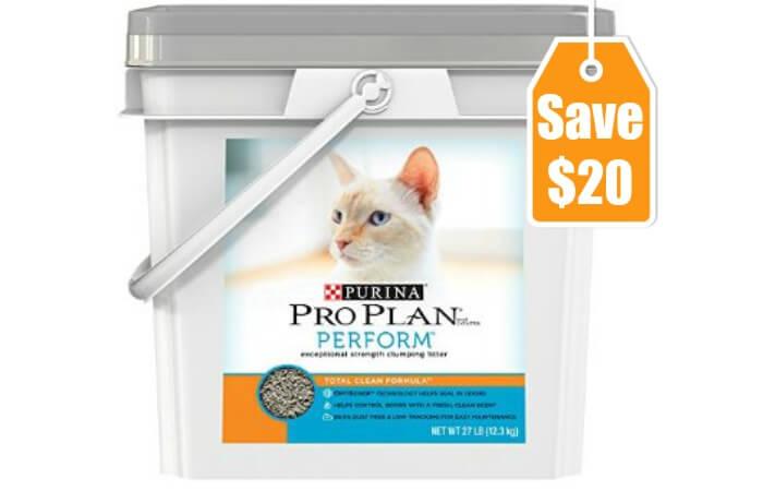 Purina pro plan coupons cat