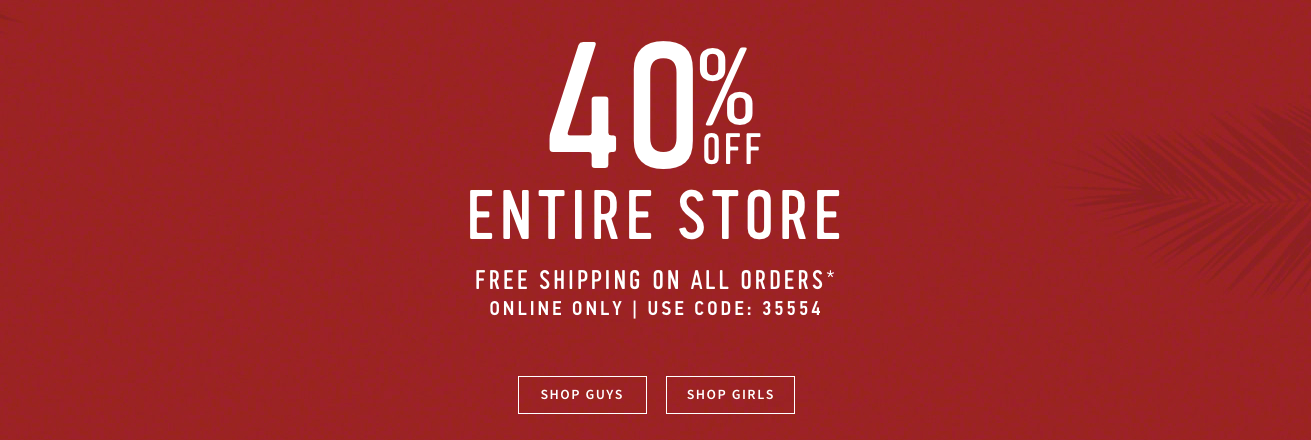 hollister coupon codes december