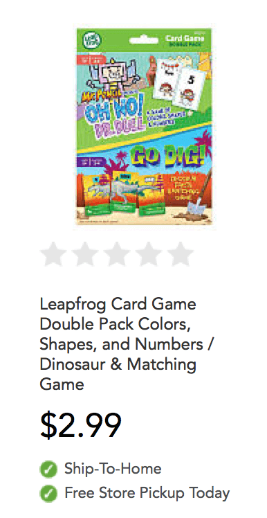 photo relating to Toys R Us Printable Coupon referred to as Totally free Leapfrog Toys at Toys R Us, $0.75 at Concentration Extra
