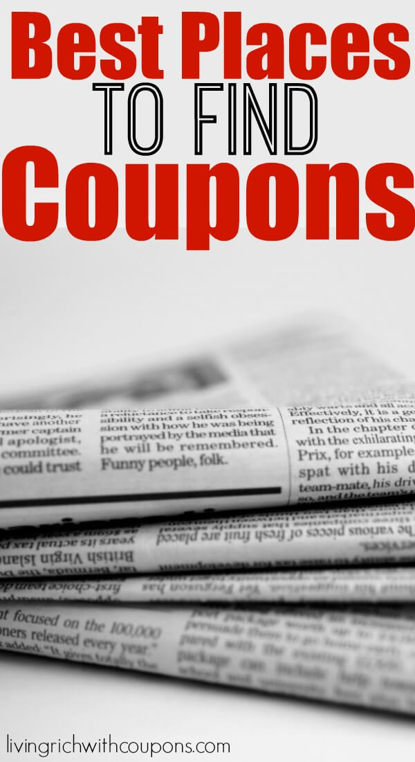 Best place to get printable coupons