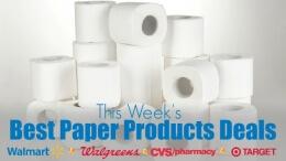 best paper products deals