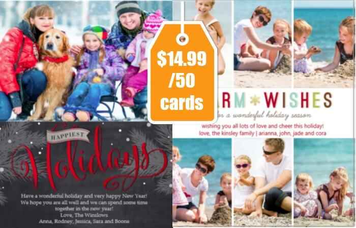 holiday card deal costco members - Costco Holiday Cards