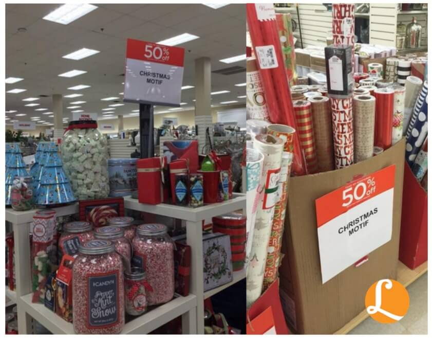 After christmas clearance sales save up to 70 at michaels home goods target more living Home decor home goods