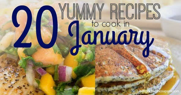 january facebook recipes