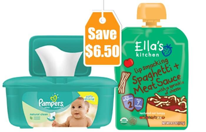 Find The Cheapest Pampers Here Every Week