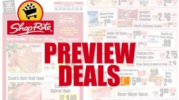 shoprite preview deals