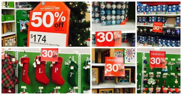 Target After Christmas Sale Has Begun - Discount Schedule, Hours ...