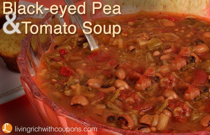 Black eyed pea discount coupons