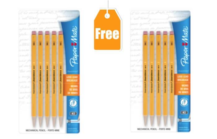 papermate mechanical pencils coupons
