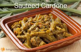 Sauteed Cardone