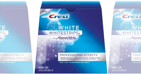 new  2  1 crest whitestrips coupon   deals at cvs