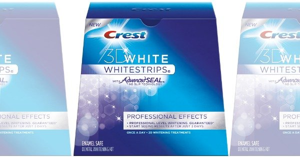 New $2/1 Crest Whitestrips Coupon + Deals at CVS & Walgreens!Living Rich With Coupons®
