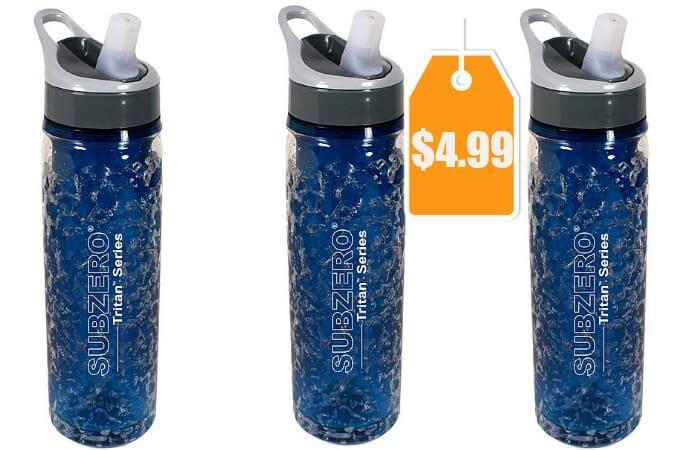 2a1112e28e Subzero Tritan™ Freezer Gel Double Wall Bottle $4.99 (Reg. $10.99 ...