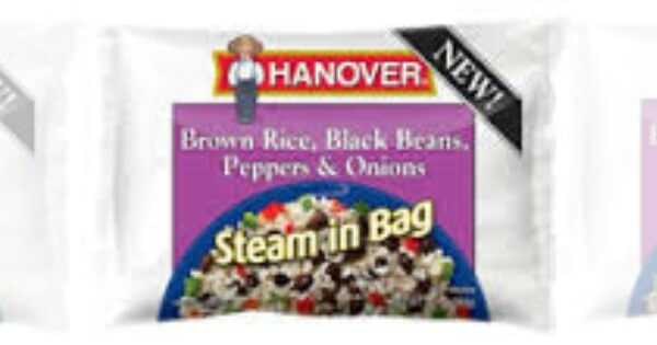 Hanover vegetables coupons