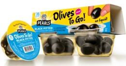 pearls olives