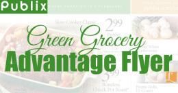 publix green grocery advantage flyer