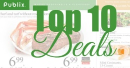publix to 10 deals this week