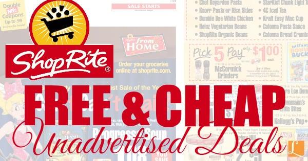shoprite free cheap