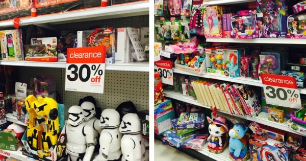 Target Christmas Toys : Target christmas clearance sale is now off awesome