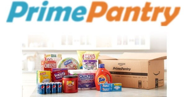 Amazon pantry coupon code