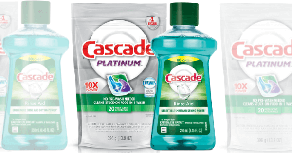photo about Cascade Coupons Printable named $4.50 in just Fresh Cascade Coupon codes + Offers at ShopRite, Wegmans
