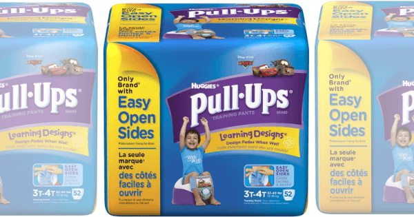 Pull-Ups or Goodnites Coupon
