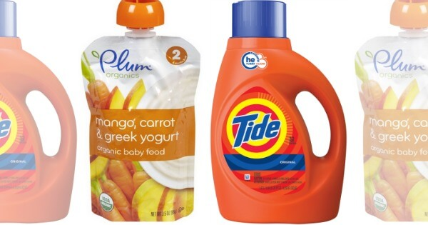 photo relating to Plum Organics Printable Coupon identify Fresh Printable Discount codes - In excess of $13 Together with Tide, Plum