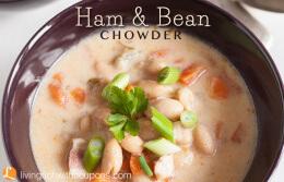 Ham & Bean Chowder