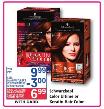 $7 in New Schwarzkopf Hair Care Coupons + Deals at Rite Aid ...