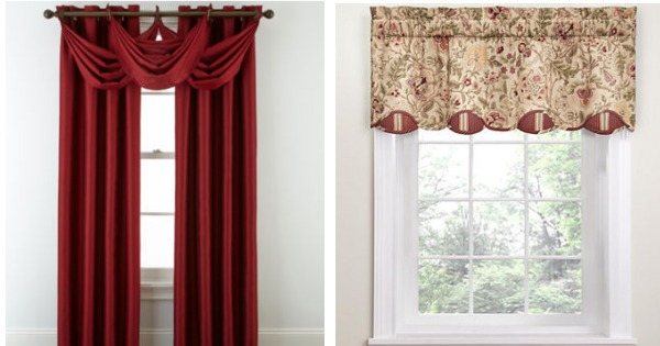 JCPenney Curtains And Drapes Buy 1 Get For 01 Additional 25