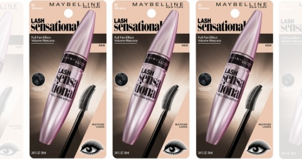 Maybelline cosmetics coupons