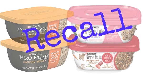 Recall alert purina recalls wet dog food productsliving rich with