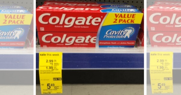 Colgate coupons sign in