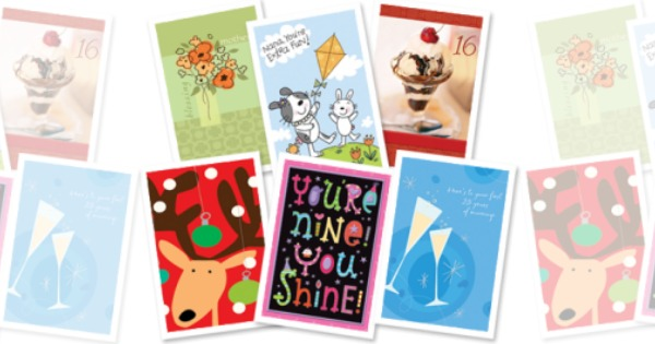 New Hallmark And American Greeting Cards CVS Coupons