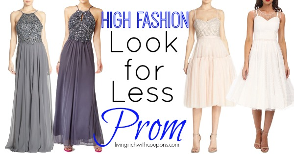 Living Rich On Lessliving Rich On Less: High Fashion Look For Less {6 Options ...