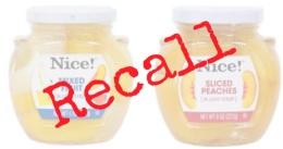 nice mixed fruit recall