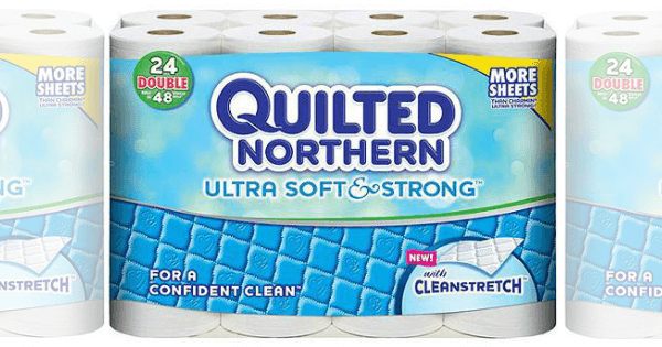 New Savingstar Ecoupon Save On Quilted Northern Bath Tissue