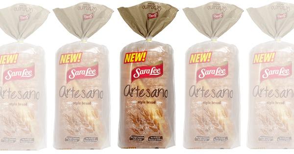 FREE Sara Lee Artesano Sandwich Bread for Kroger Shoppers ...