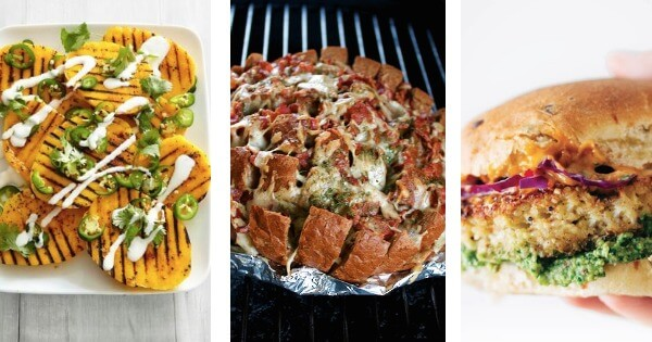 10 Out of the Ordinary Grilling Ideas