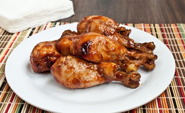 Crock Pot BBQ Chicken Drumsticks