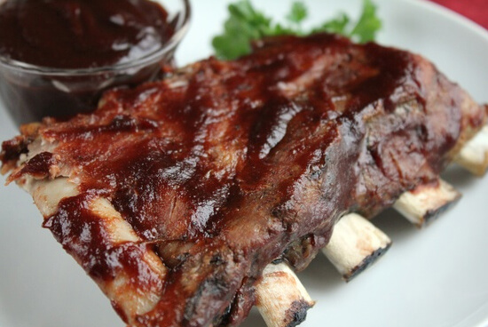 Low And Slow Oven Baked Ribs