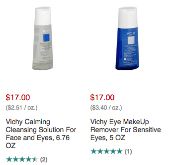 graphic regarding Vichy Coupon Printable identified as Refreshing $5/1 Vichy Skincare Coupon + Bargains at CVS, Walgreens