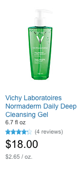 image relating to Vichy Coupon Printable identify Refreshing $7/1 Vichy Skincare Coupon - as Small as $1 at CVS Additional
