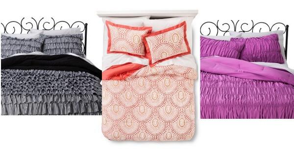 Target bedding coupon online