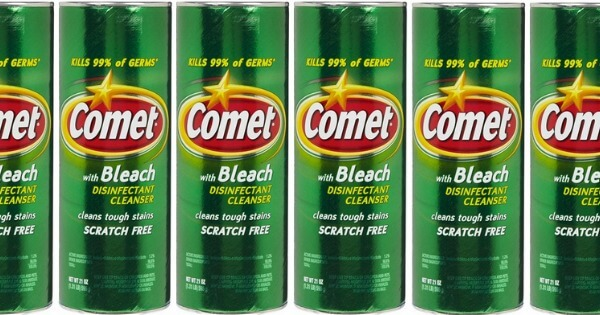 Comet coupons